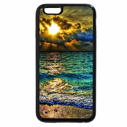 iPhone 6S / iPhone 6 Case (Black) Sunset Shadows