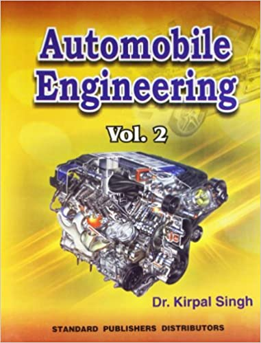 Automobile Engg Books Pdf
