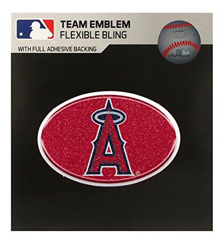 MLB Los Angeles Angels Color Bling Emblem, 4