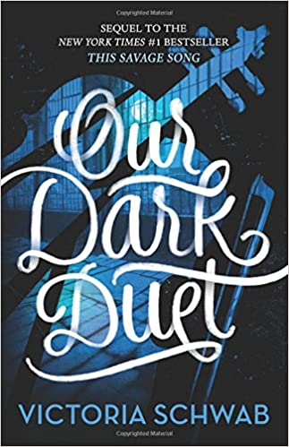 Image result for our dark duet cover