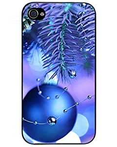 2015 6697212ZE628362262I4S High-end Case Cover Christmas Branch iPhone 4/4s phone Case Landon S. Wentworth's Shop