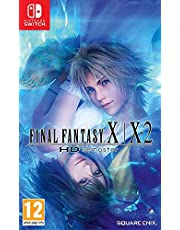 Final Fantasy X/X2 HD Remaster – Nintendo Switch