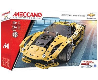 CHEVROLET CORVETTE PZ.267 - Meccano - Kit Art.Vari - Kit di Montaggio