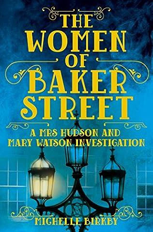book cover of The Women of Baker Street