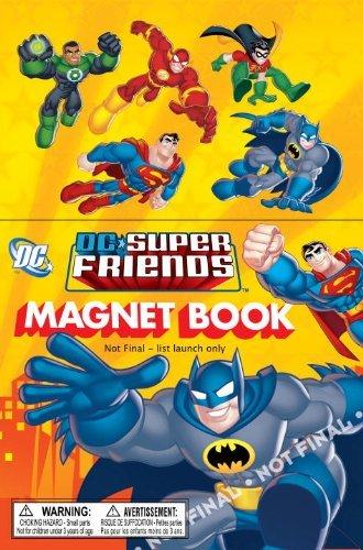 Read Online DC Super Friends Magnet Book (DC Super Friends) (Magnetic Play Book) by Random House (2010-08-10) ebook