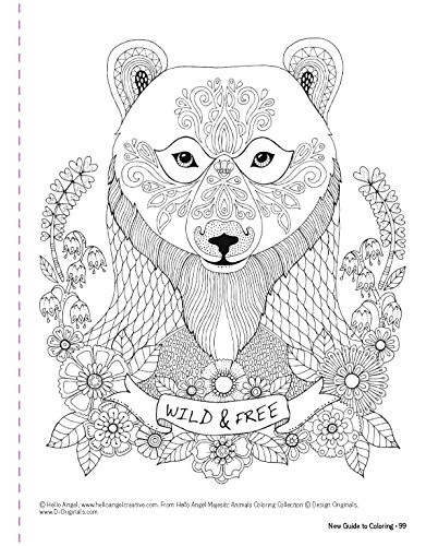 New Guide To Coloring For Crafts Adult Coloring Books