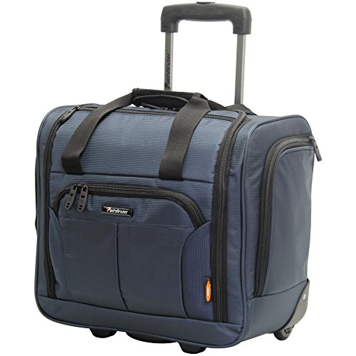 pathfinder-luggage-wheeled-suitcase-under-seat-bag-15in-navy