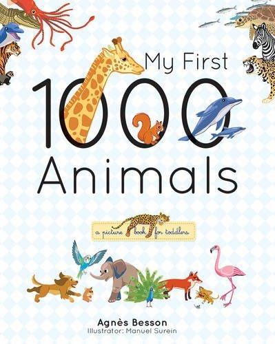 Download My First 1000 Animals PDF