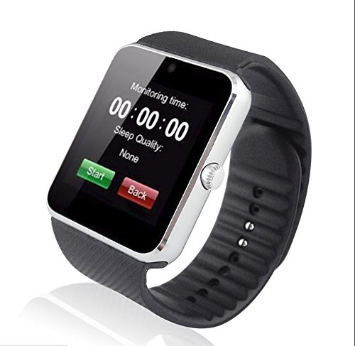 GT08 SIM tarjeta GPRS NFC Bluetooth Wearable Inteligente ...