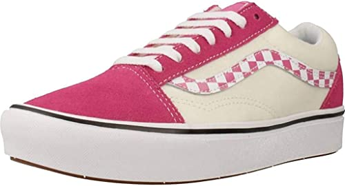 Vans Damen Laufschuhe, Farbe Pink, Marke, Modell Damen Laufschuhe UA COMFYCUSH Old Skool Pink
