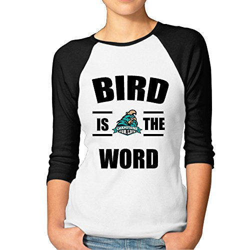Price comparison product image PKTWO Coastal Carolina University Women's T-shirt 3 / 4 Sleeve T Shirts Black XXL