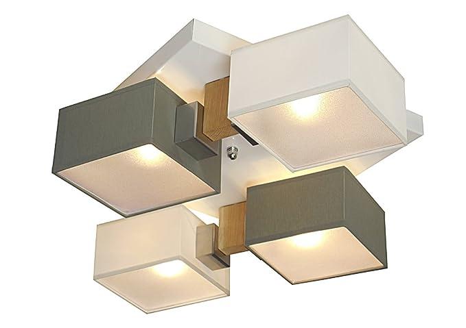 Lampada da soffitto wero design barsa c ombrelli lampada