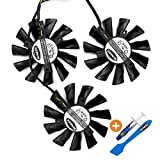 85mm PLD09210S12HH 0.4A Cooling Fan Replace for MSI GeForce GTX 1070 1060 1080 1080Ti 980Ti Duke Video Graphics Card Cooler Fans