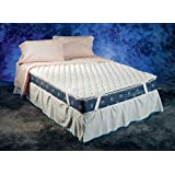 Science of Sleep MG1600TVB Magnetic Therapeutic Comfort Sleeper, Twin