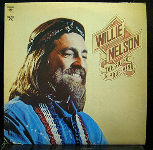 WILLIE NELSON THE SOUND IN YOUR MIND vinyl record