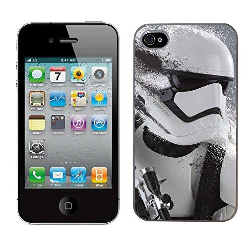 Star Wars Stormtrooper Fall Passt Iphone 4& 4s Cover Hartschale Schutz (11) für Apple i Phone Force weckt Film