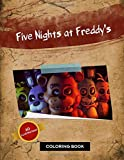 Download Five Nights at Freddy's Coloring Book: 60 Exclusive Illustrations in PDF ePUB Free Online