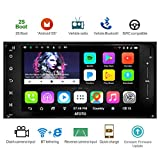 ATOTO A6 Android Car Navigation Stereo w / 2xBluetooth for Select Toyota/Subaru (205mm x 104mm) - Premium A6YTY721P 2G/32G Auto Radio,WiFi/BT Tethering Internet,Quick Charge,Support 256G SD &More