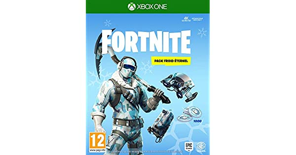 Fortnite : Pack froid éternel [Importación francesa]: Amazon.es ...