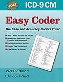 ICD-9-CM Easy Coder, Paul K. Tanaka, 1567812228