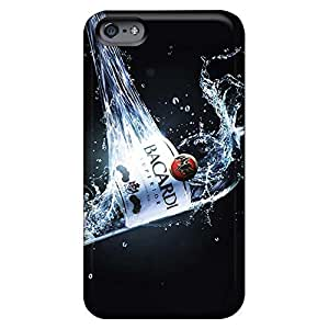 Customized phone case cover Hot New Brand iphone 5c - bacardi