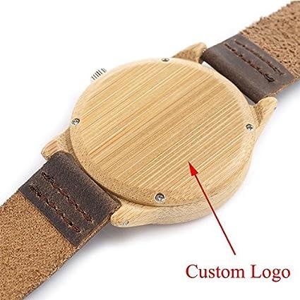 ... alta calidad Retro de madera del Reloj hombres mujeres Reloj del cuarzo Casual Reloj de Hombre Montre Femme Reloj Hombre Reloj con la caja: Watches