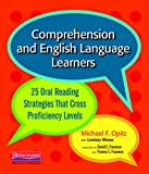 img - for Comprehension and English Language Learners: 25 Oral Reading Strategies That Cross Proficiency Levels book / textbook / text book