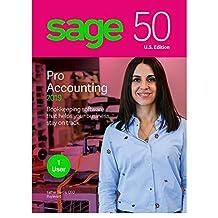 Sage Software Sage 50 Pro Accounting 2019 U.S