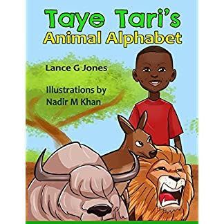 Taye Tari's Animal Alphabet