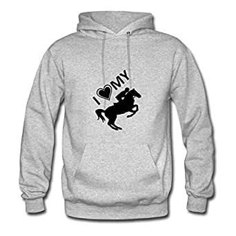 Arturobuch Styling Women Horses, Horse, Riding, Pony, Cowboy, Trot, Gallop Hoodies - Horses, Horse, Riding, Pony, Cowboy, Trot, Gallop Designed In X-large