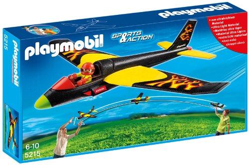 PLAYMOBIL Fire Flyer Plane ()
