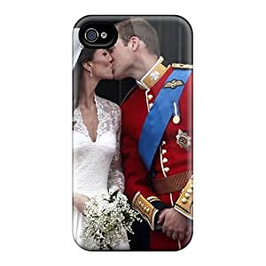 Joseph Lee Case Cover For Iphone 4/4s - Retailer Packaging The Royal Wedding Prince William And Catherine Middleton Protective Case