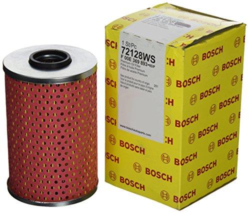 Bosch 72128WS / F00E369893 Workshop Engine Oil Filter