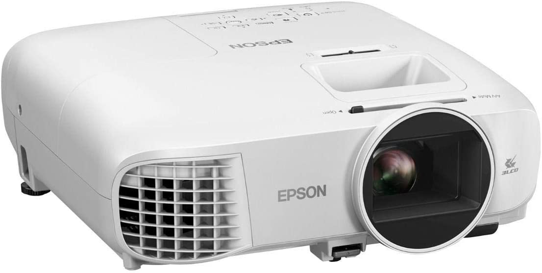 Epson EH-TW5700 3LCD, Full HD, 2700 Lumens, 332 Inch Display, Home Cinema Projector – White