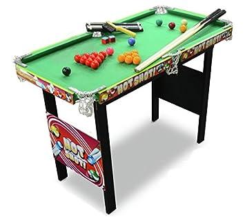 Chad Valley 91,44 cm/snooker mesa de juego de billar.: Amazon.es ...