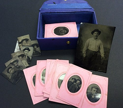 ([Americana]: Collection of Early American Tintypes)