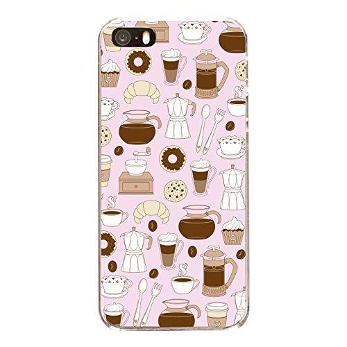 "Disagu SF-sdi-4558_1151#zub_cc6486 Design Schutzhülle für Apple iPhone SE - Motiv ""Kaffee 04"""