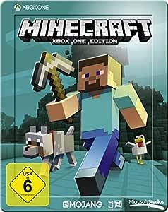 Minecraft (Steelbook-Edition) [Importación Alemana]: Amazon.es: Videojuegos