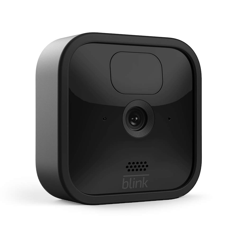 Blink Silicone Camera Skin for Indoor and Outdoor – Black