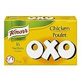 Knorr Oxo Chicken sachets Bouillon 72 GR
