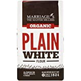 Marriage's Organic Plain White Flour - 1kg