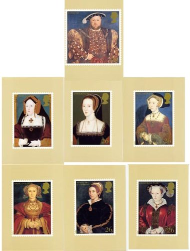 The Great Tudor PHQ Cards 185 Full Set Mint
