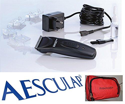 Rotschopf24 Edition: Aesculap Akku / Netz Schermaschine für die Pfoten und Gesicht / Pfotentrimmer. Kraftvoll, leicht und klein! 45577