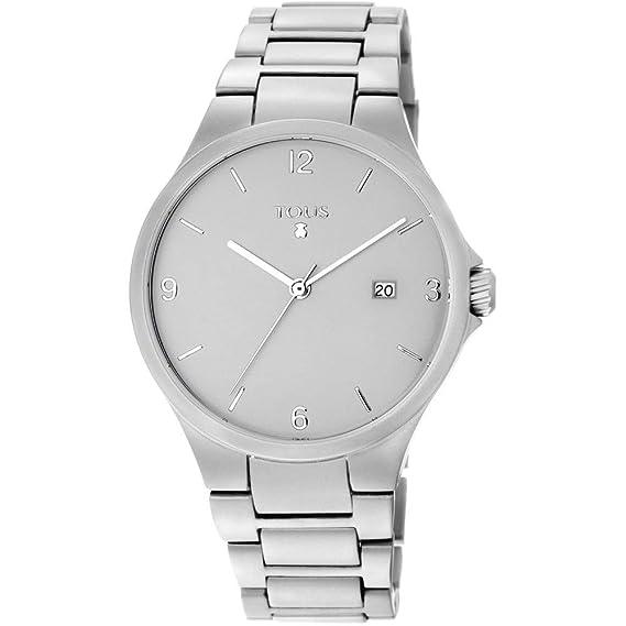 Reloj Tous Motion Aluminio Plateado Mujer