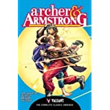Archer & Armstrong: The Complete Classic Omnibus HC by Jim Shooter (2015-11-05)
