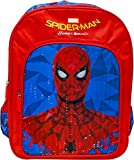 Marvel Red and Blue School Backpack (MBE-WDP0943)