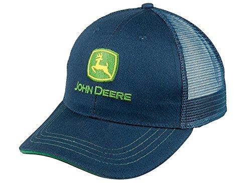John Deere - Gorra de béisbol - para Hombre Azul Azul Talla única  Amazon.es   Ropa y accesorios 515f7c90320