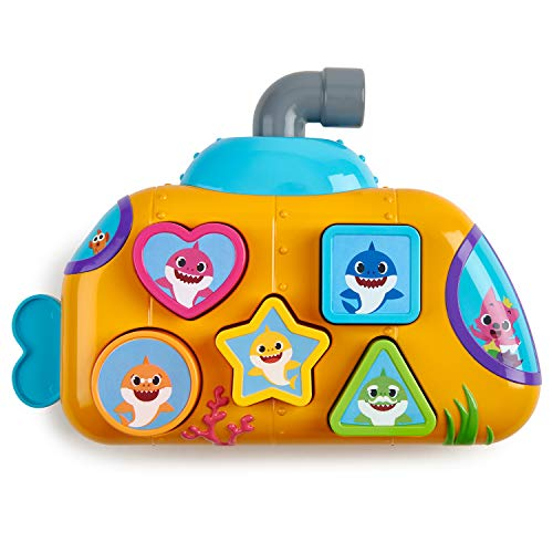 WowWee Pinkfong Baby Shark Melody Shape Sorter - Preschool Toy from WowWee