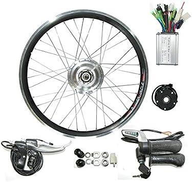 GZFTM Kit de conversión eléctrico de la Bicicleta del Motor del ...
