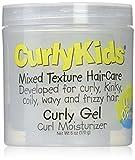 CurlyKids Mixed Hair HairCare Curly Gel Moisturizer